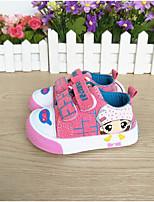 Girls' Flats Spring Fall Comfort Canvas Casual Flat Heel