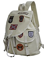 Unisex Canvas Casual Backpack All Seasons