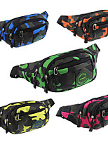 10 L Waist Bag/Waistpack Climbing Leisure Sports Camping & Hiking Rain-Proof Dust Proof Breathable Multifunctional