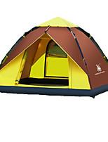 徽羚羊 2 personnes Tente Unique Tente automatique Une pièce Trois pièces Tente de camping OxfordEtanche Respirabilité Résistant aux