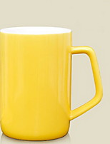 400ml Colour Ceramics Mug Cup Coffee Cup