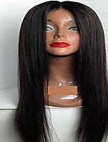 Full Lace Wig Long Straight Lace Front Wigs With Natural Hairline And Baby Hair Human Hair Wigs For Black Women