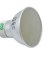 5W GU10 GU5.3(MR16) Spot LED MR16 128 SMD 3014 400-500 lm Blanc Chaud Blanc Froid Blanc Naturel Gradable Décorative AC 100-240 AC 110-130