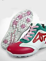 Альпинистские ботинки Обувь для игры в гольф Жен. Противозаносный Износостойкий Воздухопроницаемый На открытом воздухе Высокое голенище