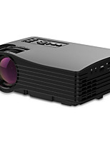 LCD VGA (640x480) Projecteur,LED 200 Mini HD Projecteur