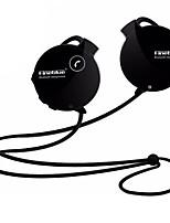 bluetooth auriculares inalámbricos 4.0 auriculares bluetooth auricular de cancelación de ruido estéreo de metal magnético para el teléfono