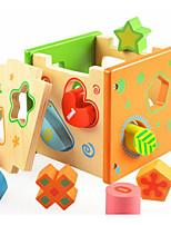 Конструкторы Обучающая игрушка Для получения подарка Конструкторы Квадратный Дерево 2-4 года 5-7 лет Игрушки
