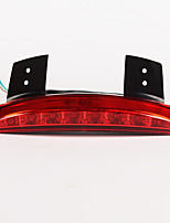 Iztoss 12v 8 lds קצוץ פין קצה הזנב פועל בלם אור עבור הארלי davidson מותאם אישית אופנוע קטנוע