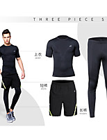Men's Running Comfortable Spring Summer Leisure Sports Chinlon Slim Indoor Leisure Sports Solid