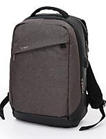 Dtbg d8063w 15.6-дюймовый компьютерный рюкзак водонепроницаемый противоуглеродный дымчатый оксфордский стиль делового стиля