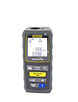 Общий ts01 портативный цифровой 300m 635nm лазерный дальномер (1.5v aa batteries)