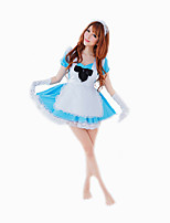 Cosplay Costumes Party Costume Masquerade Cinderella Maid Costumes Oktoberfest/Beer Cosplay Waiter/Waitress Movie Cosplay Dress Headwear