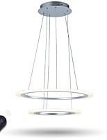 Подвесные лампы ,  Современный Традиционный/классический Деревенский стиль Деревня Электропокрытие Особенность for Светодиодная лампа С