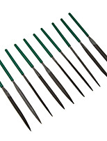 Sata 10 Sets Of Assorted File 4X160Mm/1