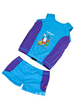 Manufacturers selling new children swimming life jacket boy baby body swimsuit suit cute Korean