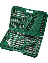 Sata® 09510 150pc 6.3x10x12.5mm Profi Schraubenschlüssel Werkzeugsatz mit Werkzeugkasten
