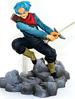 Anime Action Figures Inspired by Dragon Ball Goku Trunks Torankusu PVC 11 CM Model Toys Doll Toy