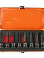 Huafeng großer Pfeil® 8pcs / set Hexsstern-Einfaßungsbitsatz h6-h19