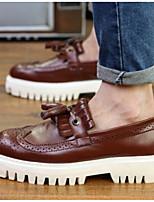 Мужской спортивные туфли весна комфорт микроволокно casual