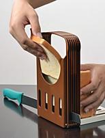 1 Pças. Cortador e Fatiador For Para utensílios de cozinha para Bread Plástico Alta qualidade