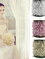 5ks / balení rybářské linky umělé perly korálky řetěz girlanda květiny svatební party dekorace produkty dodávky