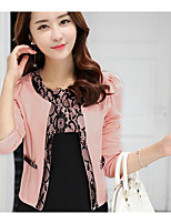 Women's Going out Vintage Simple Fall Blouse Dress Suits,Solid Round Neck Sleeveless Cotton