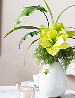 1 Branch Tabletop Flower Artificial Flowers