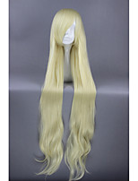 Kagerou Project-Kozakura Mari Yellow 48inch Anime Cosplay Wig CS-167G