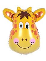 Balões Decoração Para Festas Animal alumínio 2 a 4 Anos 5 a 7 Anos 8 a 13 Anos 14 Anos ou Mais