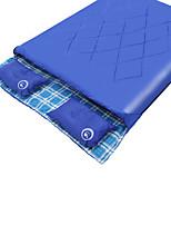Sleeping Bag Rectangular Bag Double -0 1020 T/C Cotton 200X150 Camping Moistureproof/Moisture Permeability Keep Warm 自由之舟骆驼