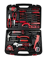 Workpro® w1157 62pc набор инструментов для бытового набора инструментов для ремонта