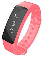 W2 Pulseira Inteligente iOS Android Esportivo Acelerômetro Sensor de Frequência Cardíaca