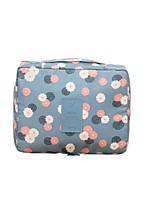 Luggage Organizer / Packing Organizer Toiletry Bag Cosmetic Bag Portable for Travel StorageBlue