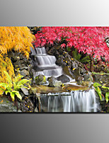 Photographic Print Landscape Modern,One Panel Canvas Horizontal Print Wall Decor For Home Decoration