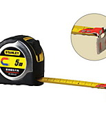Stanley Non-Slip Magnetic Foot Hook 5M Metric Tape 5M
