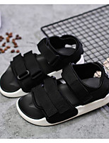 Girls' Sandals Spring Fall Comfort PU Casual Flat Heel