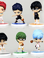 Anime Action-Figuren Inspiriert von Kuroko kein Basket Midorima Shintaro PVC CM Modell Spielzeug Puppe Spielzeug