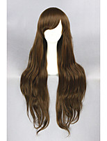 Long Brown Curl Beautiful Lolita 32inch wig CS-130A