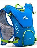 8 L Randonnée pack sac à dos Camping & Randonnée Escalade Course Etanche Respirable Térylène