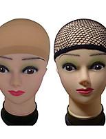 2Pcs/Lot New Wig Cap One Size Wig Cap Net Weaving Cap  Hair Tools