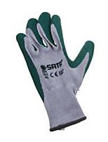 Sata перчатки 9 (пальмовое окунание) латексные перчатки промышленные защитные перчатки.
