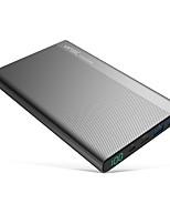 Vinsic 20000mah type-c charge rapide banque de puissance double USB usb&Type-c produit un chargeur de batterie externe pour samsung