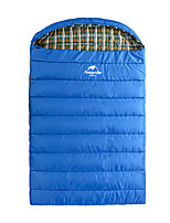 Sleeping Bag Rectangular Bag Single 0 Hollow Cotton140 Camping Portable Keep Warm