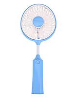 YY F5 USB Mini Fan New Mini Badminton Racking Handheld Fan USB Fan Charging Fan Portable Outdoor Small Fan Student