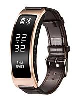 La pulsera elegante de la mujer de los hombres de yy b3 / smartwatch / la presión arterial inteligente de la frecuencia cardíaca / la