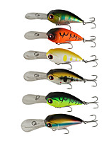 1 pcs Hard Bait Fishing Lures Hard Bait phantom g/Ounce,50 mm/2-1/8