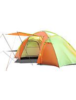 3-4 Personen Doppel Zwei Zimmer Mit Vorzelt Camping ZeltCamping Reisen