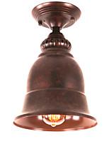 Подвесные лампы ,  Современный Традиционный/классический Деревенский стиль Винтаж Деревня Живопись Особенность for Мини Металл