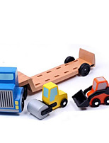 Vehicle Playsets Model & Building Toy Toys Wood