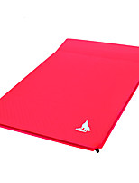 Moistureproof/Moisture Permeability Inflated Mat Pink Hiking Camping